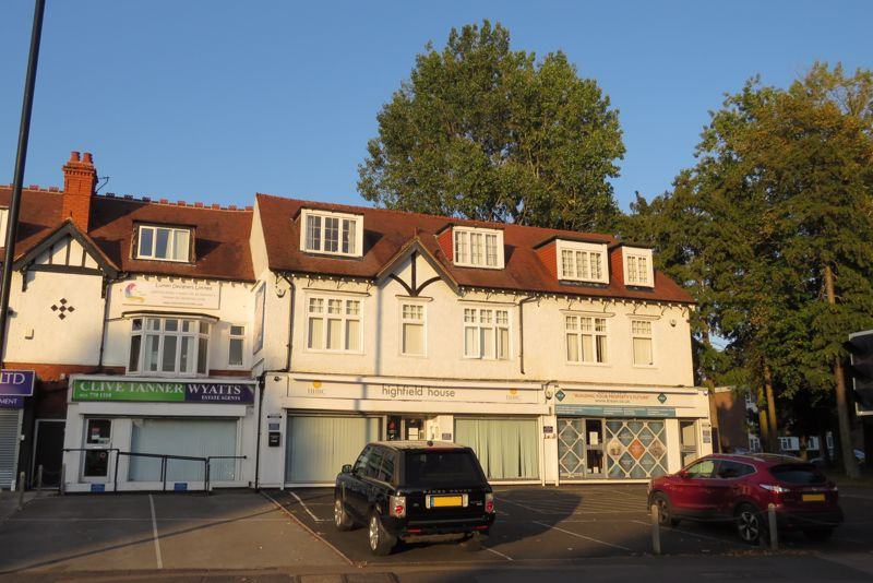 Offices for rent at 0 Stratford Road, Hall Green, Birmingham. B28 9HA