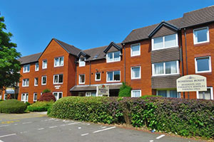 Flat at Homehall House, Upper Holland Road, Sutton Coldfield. B72 1RD